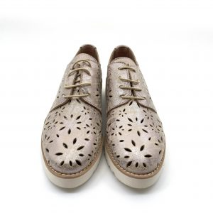 Zapato cordón MULTICOLOR Nature 4325