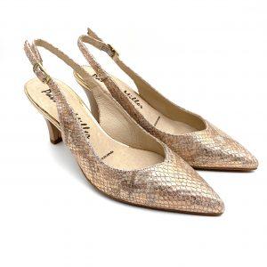 Zapato salón destalonado ROSA Patricia Miller 3647