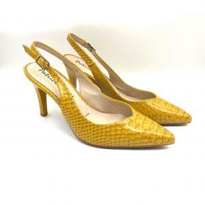 Zapato salón MOSTAZA Patricia Miller 3651