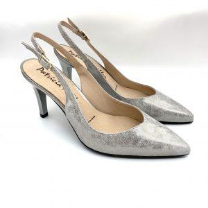 Zapato salón PLOMO Patricia Miller 3651