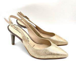 Zapato salón ORO Patricia Miller 3651