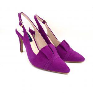 Zapato ante CICLAMEN Daniela Shoes 20063 Calzados Atikka Karina Zaragoza