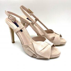 Sandalia ante NUDE Daniela Shoes 20145 Calzados Atikka Karina Zaragoza