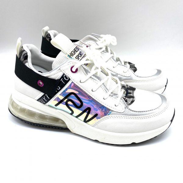 Sneakers blancas BLANCO EXE 19325 Atikka Calzados Zaragoza