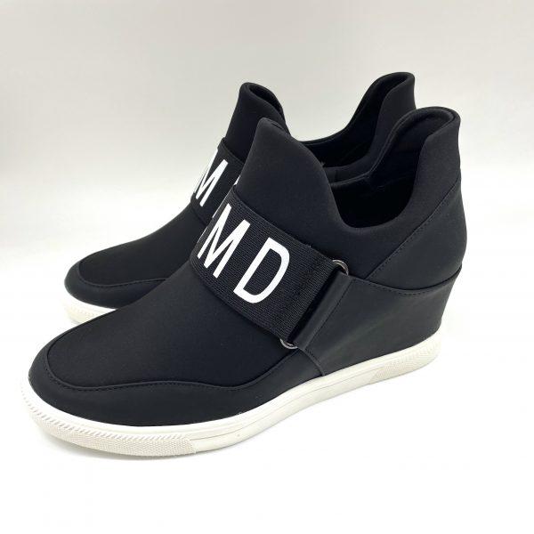 Sneakers cuña NEGRO EXE IRIS Atikka Calzados Zaragoza