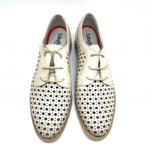 Zapato cordón NUDE CALLAGHAN 25408 Atikka Calzados Zaragoza
