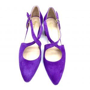 Zapato vestir MORADO ROLDÁN 5122 Atikka Calzados Zaragoza
