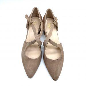 Zapato vestir TAUPE ROLDÁN 5122 Atikka Calzados Zaragoza